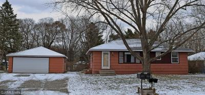 Coon Rapids Single Family Home Contingent: 867 111th Avenue NW