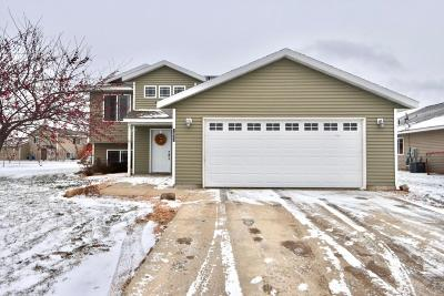 Sartell, Saint Cloud, Saint Joseph, Sauk Rapids, Rice, Clearwater, Monticello Single Family Home For Sale: 6824 22nd Loop