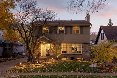 Edina Single Family Home For Sale: 4204 Branson Street