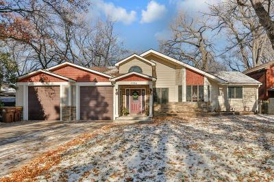 White Bear Lake Single Family Home For Sale: 4386 Cottage Park Road