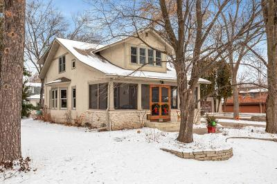 White Bear Lake Single Family Home For Sale: 2279 8th Street