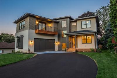 Edina Single Family Home For Sale: 5609 Chowen Avenue S