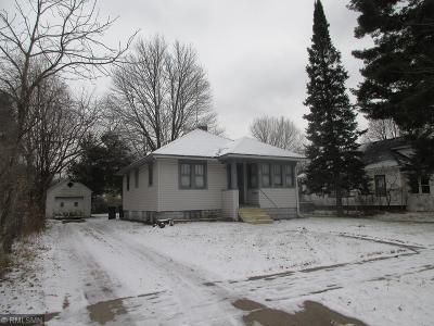 Menomonie Single Family Home For Sale: 1716 6th Street E