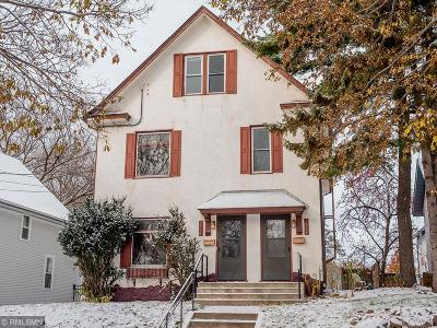 Minneapolis Multi Family Home For Sale: 1932 Hayes Street NE