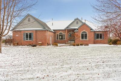 Dayton Single Family Home For Sale: 14880 Thicket Lane