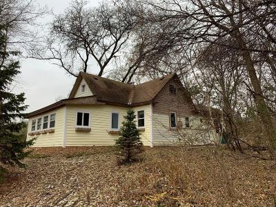 Columbia Heights Single Family Home For Sale: 4400 Stinson Boulevard NE