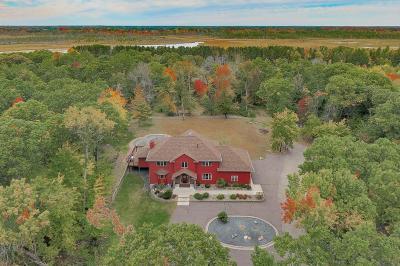 Wyoming Single Family Home For Sale: 20690 Viking Boulevard NE