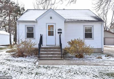 Faribault Single Family Home Contingent: 1119 6th Street NW