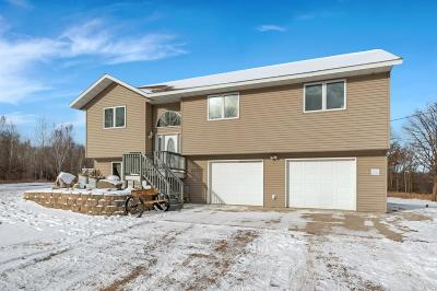 Pierz MN Single Family Home For Sale: $264,900