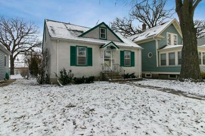 Saint Paul Single Family Home For Sale: 1606 Race Street