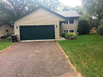 Coon Rapids Single Family Home For Sale: 219 106th Avenue NW