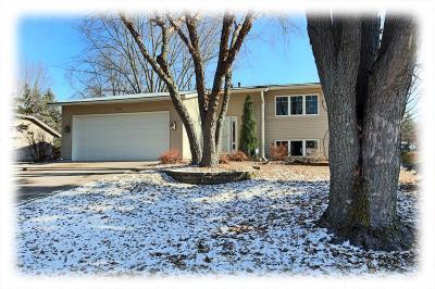 Maple Grove Single Family Home For Sale: 7200 Quantico Lane N