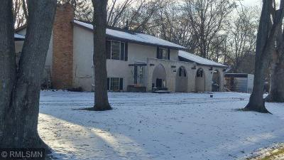 Forest Lake Single Family Home Contingent: 21685 Healy Avenue N