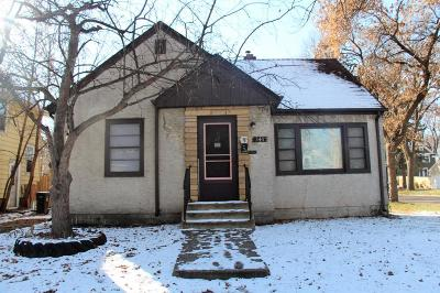 Saint Paul Single Family Home For Sale: 345 Hope Street