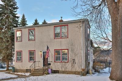 Saint Paul Multi Family Home For Sale: 1551 Margaret Street