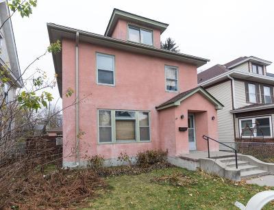 Minneapolis Single Family Home For Sale: 2724 Aldrich Avenue S