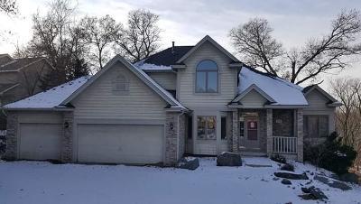 Cambridge Single Family Home For Sale: 2755 E Rum River Drive S