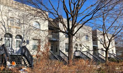 Minneapolis Condo/Townhouse For Sale: 1826 S 5th Street #A