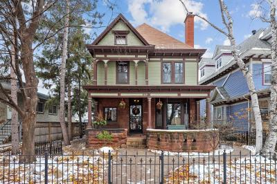 Saint Paul Single Family Home For Sale: 691 Portland Avenue