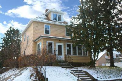 Saint Paul Single Family Home For Sale: 556 Minnehaha Avenue E