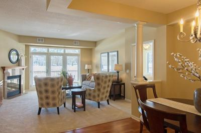 Edina Condo/Townhouse Contingent: 5275 Grandview Square #3112