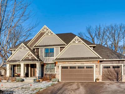 Chisago County, Washington County Single Family Home For Sale: 3377 Osgood Way N