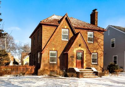 Saint Paul Single Family Home For Sale: 1723 Highland Parkway