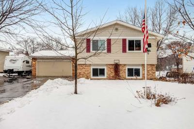 Prior Lake Single Family Home Contingent: 16293 Itasca Avenue SE