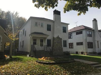 Saint Paul Multi Family Home For Sale: 2108 Randolph Avenue
