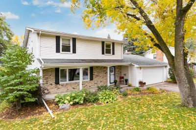Edina Single Family Home For Sale: 7317 Oaklawn Avenue