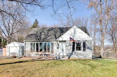 Minnetonka Single Family Home Contingent: 4295 Oak Drive Lane