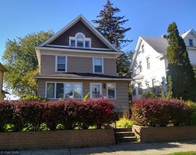 Minneapolis Single Family Home For Sale: 3544 Aldrich Avenue S