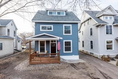 Minneapolis Single Family Home For Sale: 506 University Avenue NE
