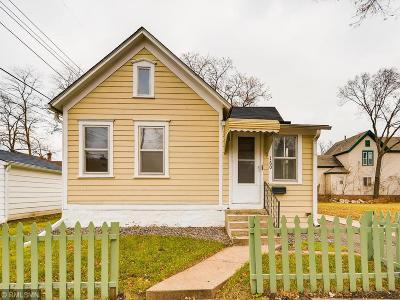 Saint Paul Single Family Home For Sale: 160 Richmond Street