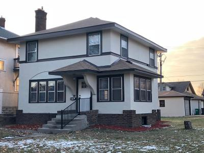 Minneapolis Single Family Home For Sale: 3351 Girard Avenue N