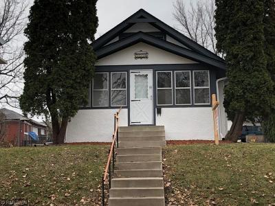Minneapolis Single Family Home For Sale: 3730 Sheridan Avenue N