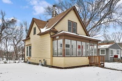 Saint Paul Single Family Home For Sale: 371 Jessamine Avenue E