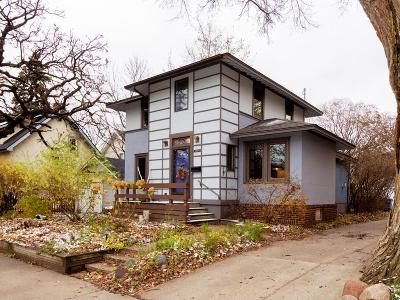 Minneapolis Single Family Home For Sale: 4809 Woodlawn Boulevard