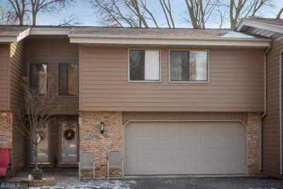 Eden Prairie Condo/Townhouse For Sale: 8367 Mitchell Road