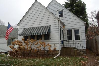 Saint Paul Single Family Home For Sale: 1238 Wellesley Avenue
