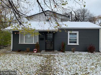 Minneapolis Single Family Home For Sale: 5037 Fremont Avenue N