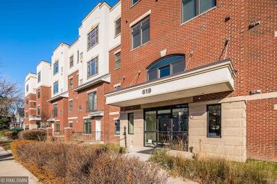 Minneapolis Condo/Townhouse For Sale: 619 8th Street SE #402