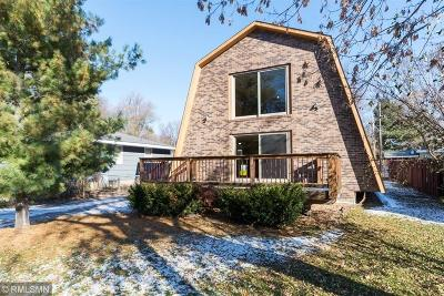 Fridley Single Family Home Contingent: 8181 Riverview Terrace NE