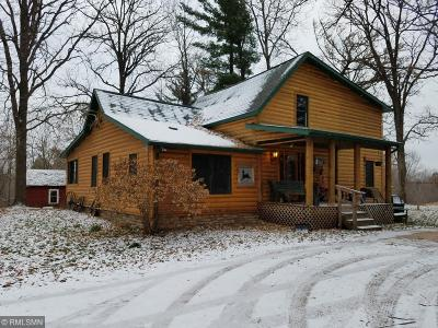 Brainerd, Nisswa Single Family Home For Sale: 17263 Timber Lane
