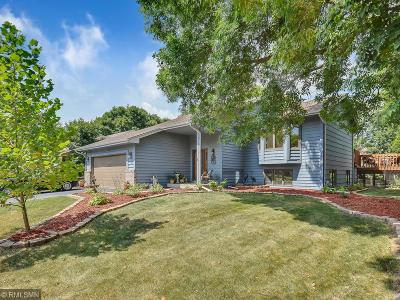 Lakeville Single Family Home For Sale: 7753 172nd Street W