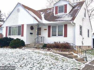 Columbia Heights Single Family Home For Sale: 1100 45th Avenue NE