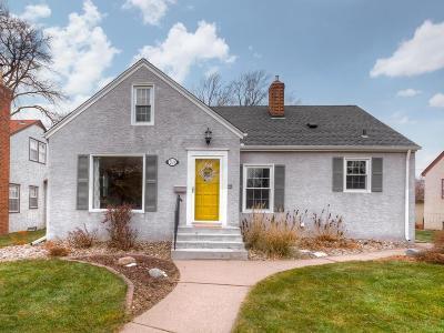 Minneapolis Single Family Home For Sale: 2324 Roosevelt Street NE