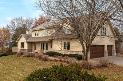 Eden Prairie, Chanhassen, Chaska, Carver Single Family Home For Sale: 6850 Stratford Boulevard