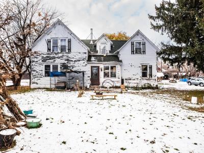 Chisago County Single Family Home For Sale: 39600 Quinlan Avenue