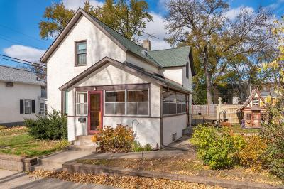 Minneapolis Single Family Home For Sale: 1115 24th Avenue NE